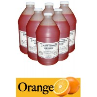 Orange Granita mix 1-1/2 Gallon