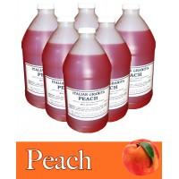 Peach Granita Mix 1-1/2 Gallon