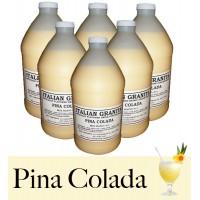 Piña Colada Granita Mix 1-1/2 Gallon