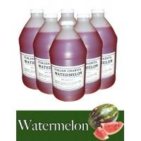 Watermelon Granita Mix 1-1/2 Gallon